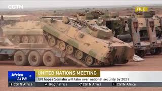 Eritrea sanctions remain, UN troops' exit from Somalia delayed