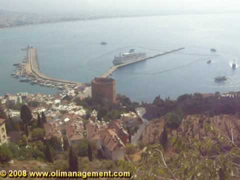 TURKEY – Alanya – Selcuk Castle, Kale