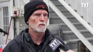 Donald Trump Supporters Are Opposing DAPL In Iowa