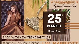 Exhibition of Fashionable Jewellery and Wedding Clothes in Mumbai | Marriage Mantra