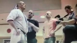 Last 2 fights of Judd Reid's 100 man Kumite.