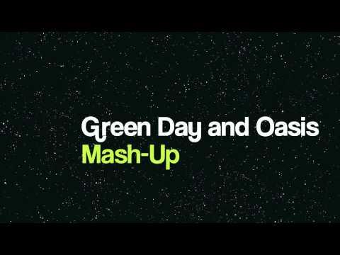 Boulevard of Broken Dreams & Wonderwall (mash-up) Green Day...