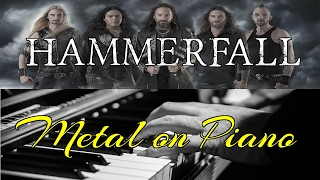 Watch Hammerfall Any Means Necessary video