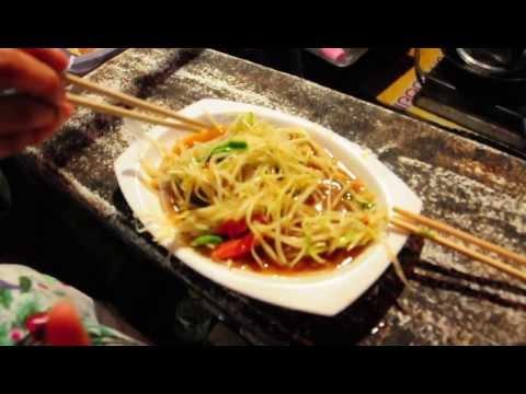 【akkoのタイ旅行2014】タイごはん Thai Food