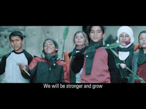 Heartbeat - Zade, Ansam and the children of Syria | دقة قلب - زيد وأنسام وأطفال سوريا