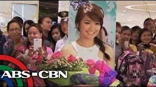 Kathryn Bernardo named 'Princess of Philippine Movies'