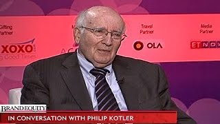 Brand Equity: In Conversation With Marketing Legend Philip Kotler