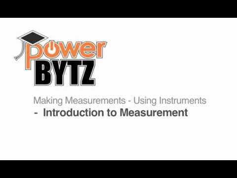 Introduction to Measurement Using Instruments