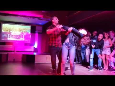 PZC2018 Artists Introductions with Larissa & Kadu ~ video by Zouk Soul
