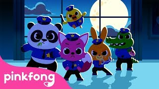 Pinkfong The Police | Game Play | Kids App | Pinkfong Game | Pinkfong App Games