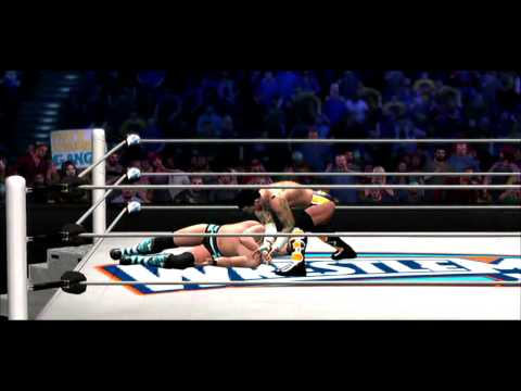 wwe 12 wrestlemania 28 dream card match 7 wwe championship chris the