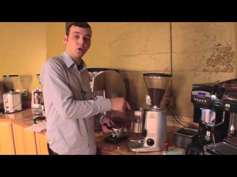 Griding Your Coffee - Online Barista Training