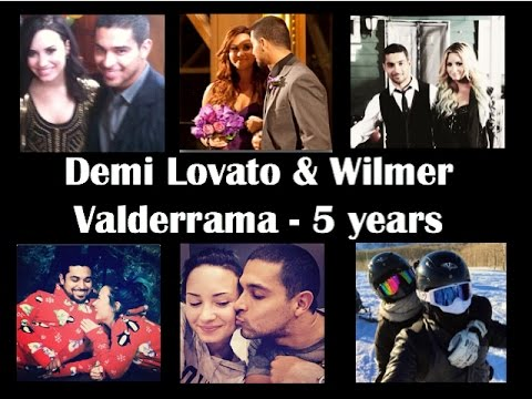 Demi Lovato & Wilmer Valderrama - Five Years (2010 - 2015)