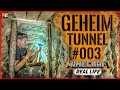 """Survival Mattin"" baut GEHEIMTUNNEL #003 