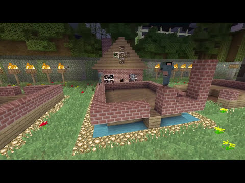 Let's Play Minecraft - Episode 142 - Legends Of The Hidden Tower