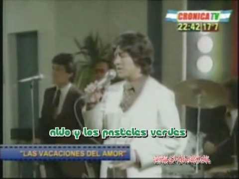 ALDO Y LOS PASTELES VERDES - LLORA CORAZON - ARGENTINA 1981