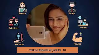Talk to Experts | career | fitness | beauty | motivation | Bolo App
