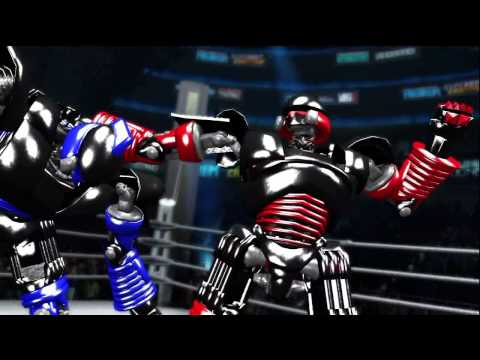 Real Steel - Montage (Xbox 360) HD 720p