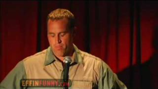 Matt Iseman Effinfunny Stand Up - Journey Cover Band