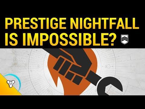Destiny 2: Prestige Exodus Crash is Broken...