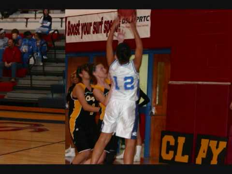 49th District Basketball 2010 - Clay County vs Oneida Baptist Institute
