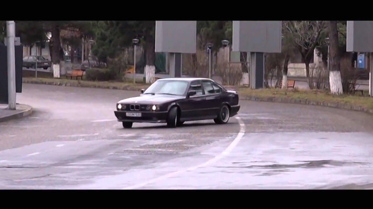 Bmw M5 E34 3 8 Illegal Street Racing And Drift Hd 1080p