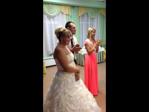 Музыкальное поздравление на свадьбу от подруг невесты