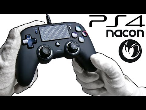 "BEST ""CHEAP"" PS4 CONTROLLER? Unboxing Nacon Wired Compact Playstation 4 Call of Duty Ghosts Gameplay"