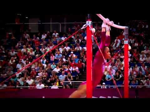 Gabby Douglas Rolling Through 2012