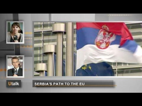 euronews U talk - U-talk - Serbia on the road to the EU?