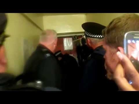 Attempted Unlawful Eviction by the Police   Part I