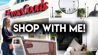 HOMEGOODS SHOP WITH ME **SPRING 2019**