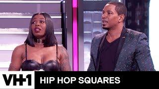 Download Lagu Ta'Rhonda Jones & Laz Alonso Play Tag That Title 'Deleted Scene' | Hip Hop Squares Gratis STAFABAND