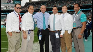 Miami Dolphins Team Physicians: A Day in the Life