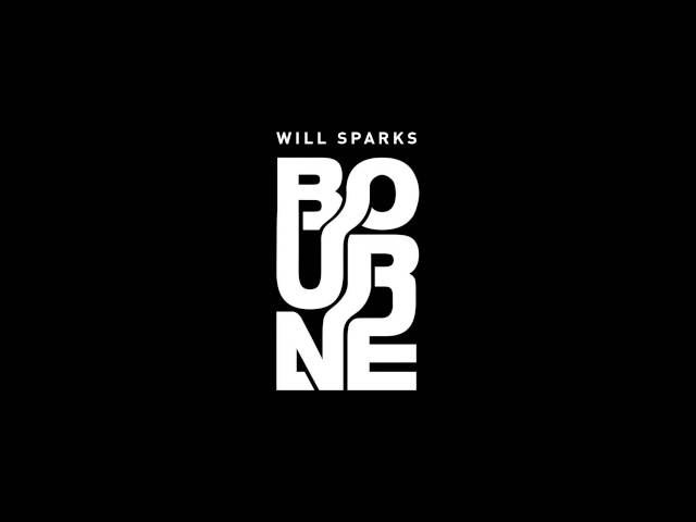 Will Sparks - Bourne (Cover Art)