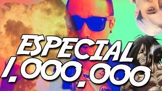 PREGUNTAS Y RESPUESTAS, RETO DEL HUEVO Y TRI-LINE   Especial 1.000.000