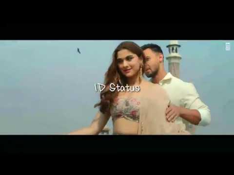 Manjha Tera Aayush Sharma & Saiee M Manjrekar Vishal Mishra Riyaz Aly Anshul Garg Whatsapp Status