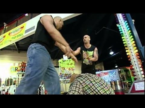 The Headbangers attack Crash Holly at Fun Time USA: Smackdown...