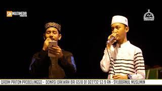 Cinta Dalam Istikhoroh Syakir Daulay Feat Gus Azmi Askandar