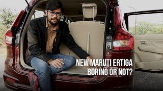 Maruti Suzuki Ertiga 2018 Review | Adding Zing to a Boring Segment