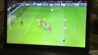 Beşiktaş Benfica maçı ilginç 3. Gol. 23 Kasım 2016