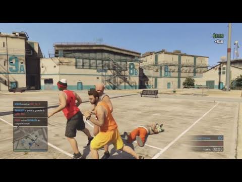 GTA V ONLINE | Baston de zonzon, le retour !!!