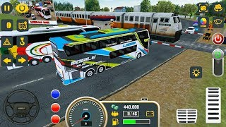 Mobile Bus Simulator #2 Driving Out Of Town - Android Gameplay FHD