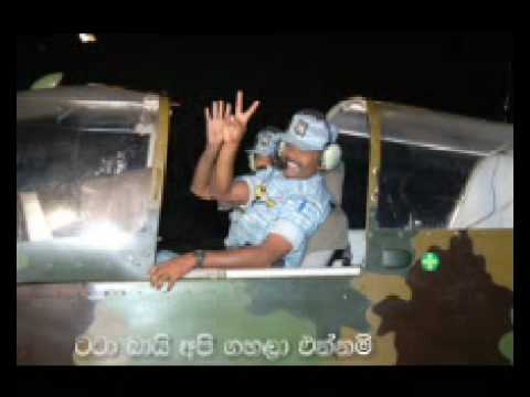 LTTE AIR ATTACK COLOMBO LTTE Black Tiger planes attack Colombo...