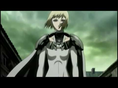 Claymore amv (angels by within temptation)