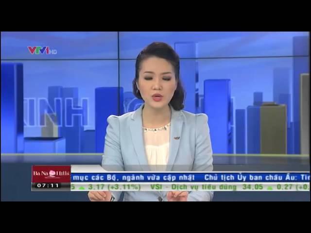 [VIDEO] Bản tin Tài chính kinh doanh sáng 25/8/2014