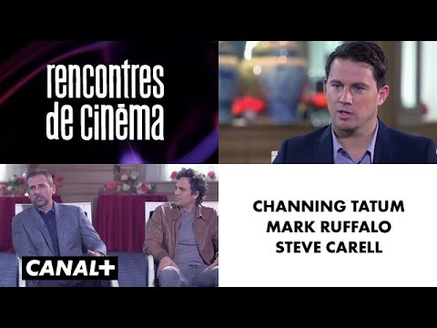 FOXCATCHER - Steve Carrell, Channing Tatum et Mark Ruffalo - Interview VOST Cinéma