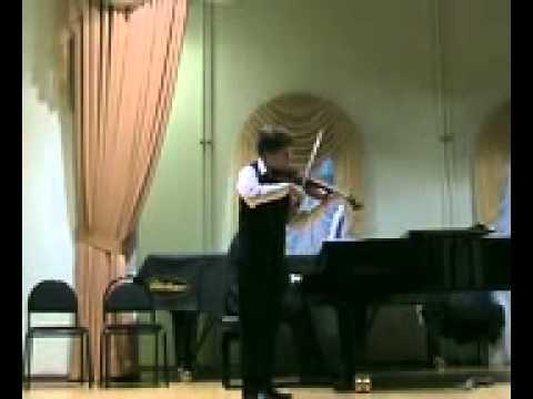 Berezovsky plays islamey