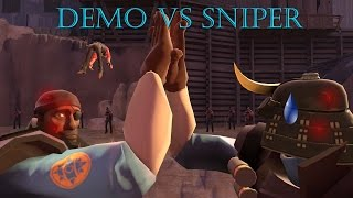 TF2 bot battle 25 : Demo Vs Sniper