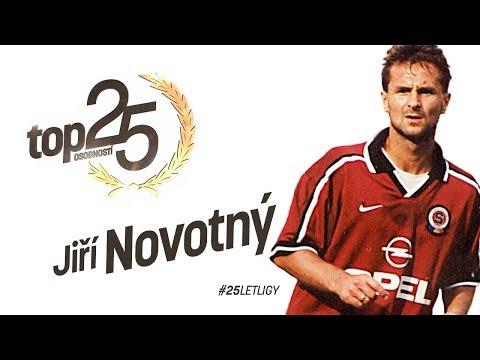 TOP 25 osobností: Jiří Novotný